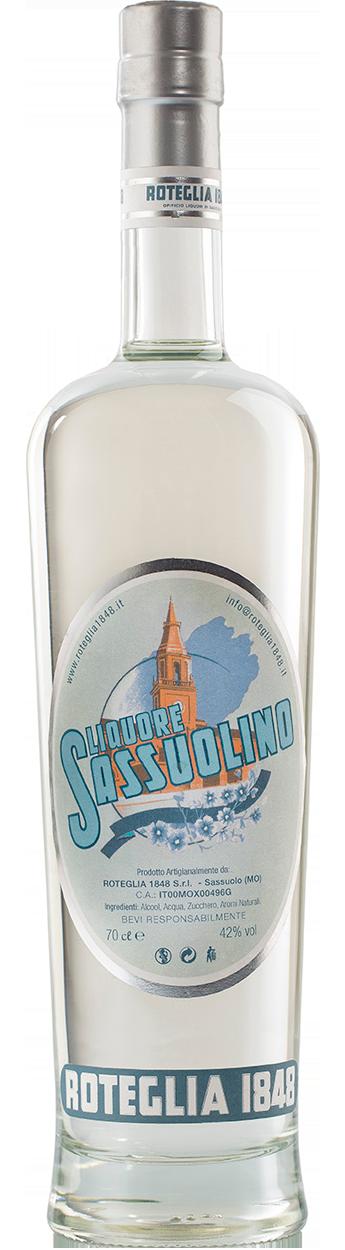 Sassuolino - Liquore artigianale all'anice