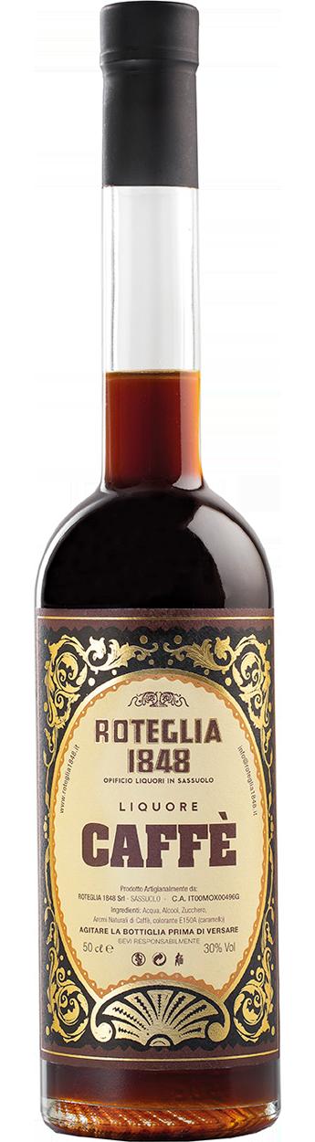 Liquore al caffè - Roteglia 1848